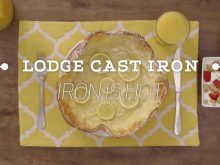 How to Bake a Dutch Baby in a Cast Iron Skillet